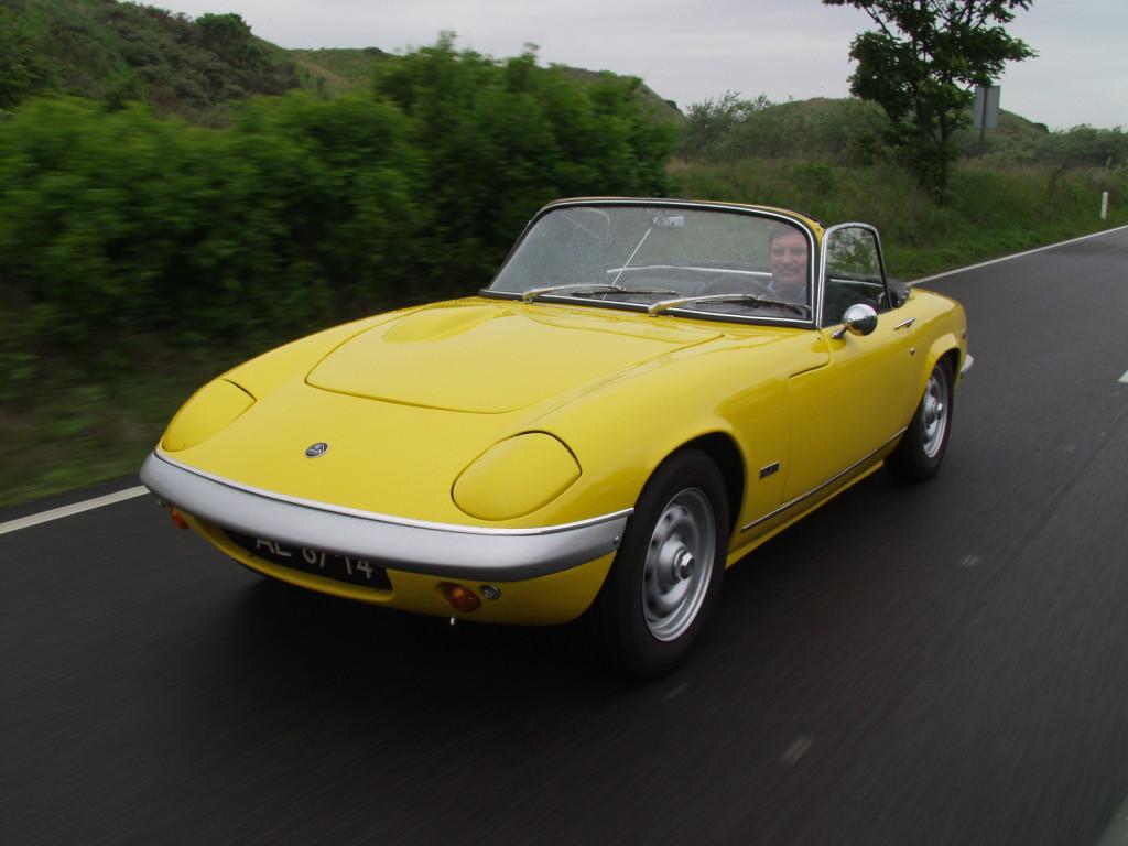 Lotus Elan S4 – Lotus Elan S4