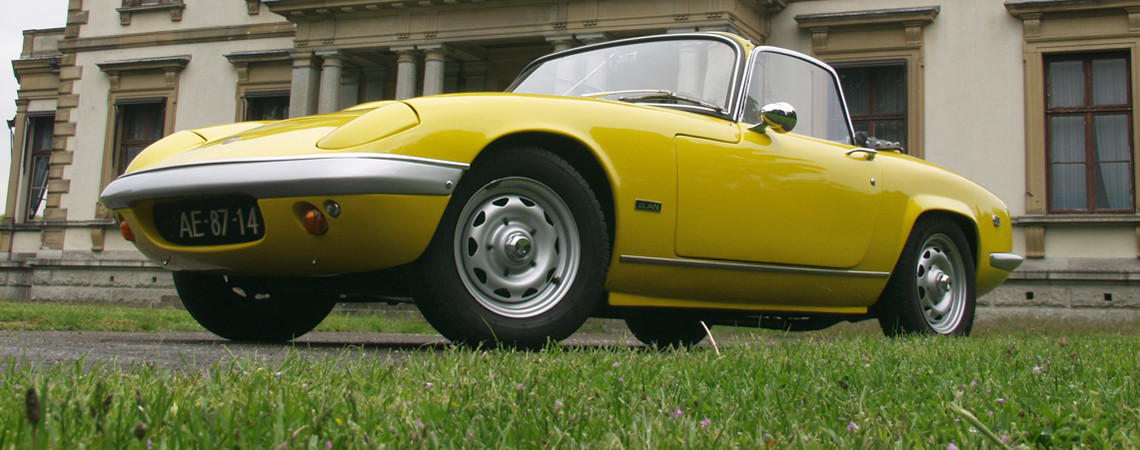 Lotus Elan S4 SE 1969